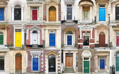 5 Points to Consider when Choosing a Front Door