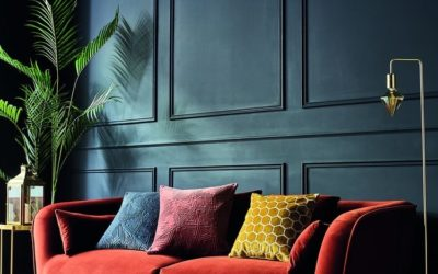 How best to use Velvet in your Home